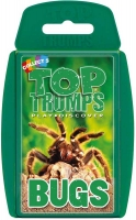 Wholesalers of Top Trumps - Bugs toys image 2