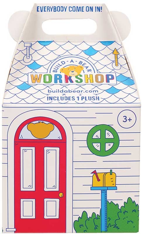 Wholesalers of Build A Bear Workshop Mini Plush Assortment toys