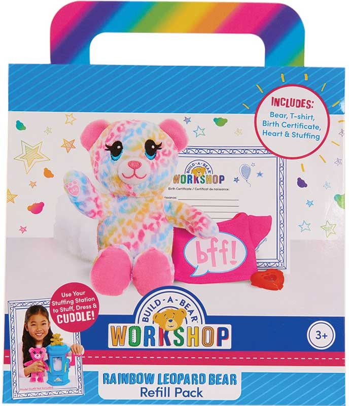 Wholesalers of Build A Bear Workshop Refill Plush Pack toys