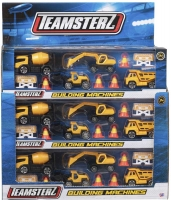 Wholesalers of Building Machines toys image
