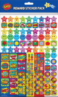 Wholesalers of Bumper Reward Pack Mega Pack Stickers toys image