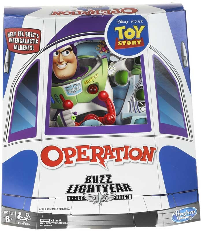 Wholesalers of Buzz Lightyear Operation toys