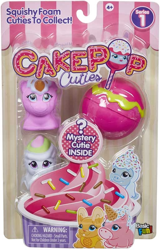 Wholesalers of Cake Pop Cuties Multi Pack toys