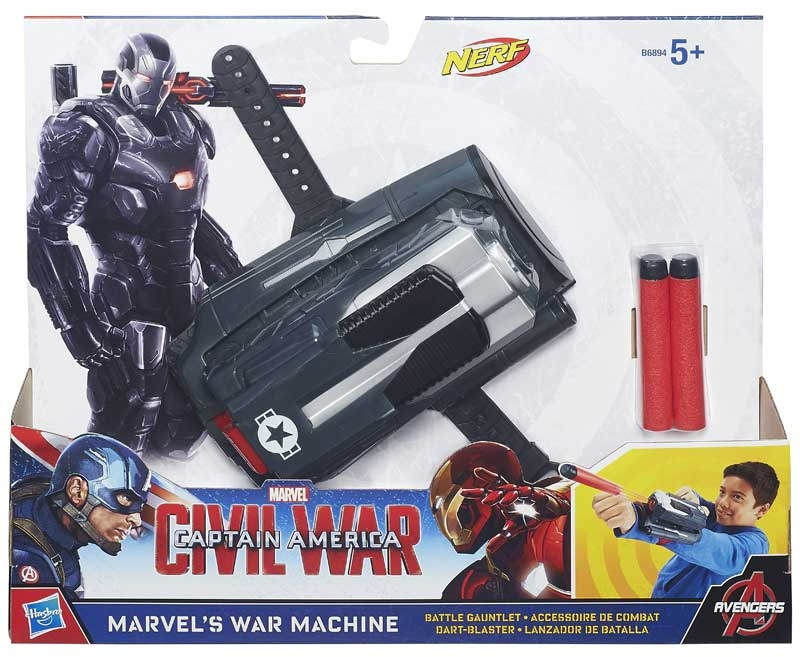 Wholesalers of Captain America - Cival War - Mission Gear Asst toys