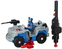 Wholesalers of Captain America 2.5 Inch Combat Racer Asst toys image 2