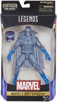 Wholesalers of Captain Marvel 6 In Legends Grey Gargoyle toys image