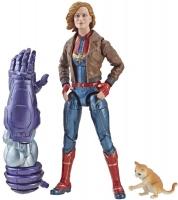 Wholesalers of Captain Marvel 6in Legends Captain Marvel toys image 2