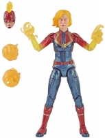Wholesalers of Captain Marvel 6in Legends Weaponized Sycamore toys image 2