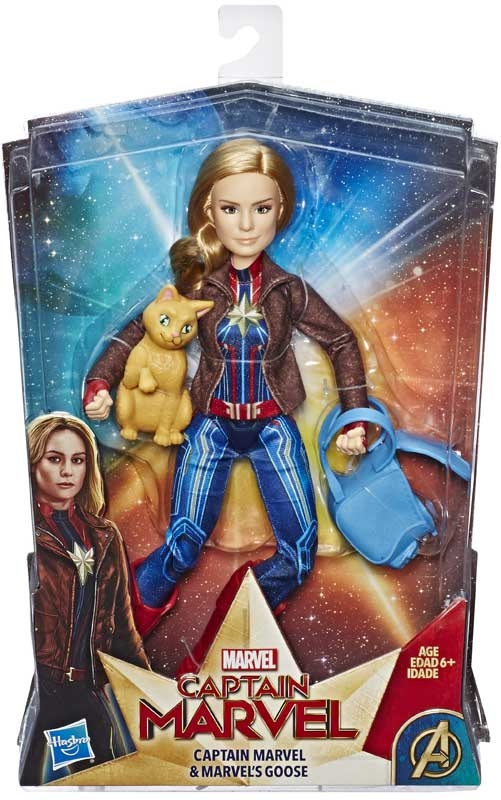Wholesalers of Captain Marvel Deluxe Hero Doll toys