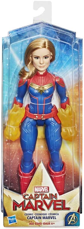 Wholesalers of Captain Marvel Signature Doll toys