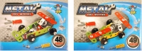 Wholesalers of Car Diy Metal Kit toys image 2