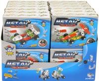 Wholesalers of Car Diy Metal Kit toys image 3