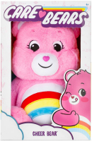 Wholesalers of Care Bears 14 Inch - Cheer Bear toys image