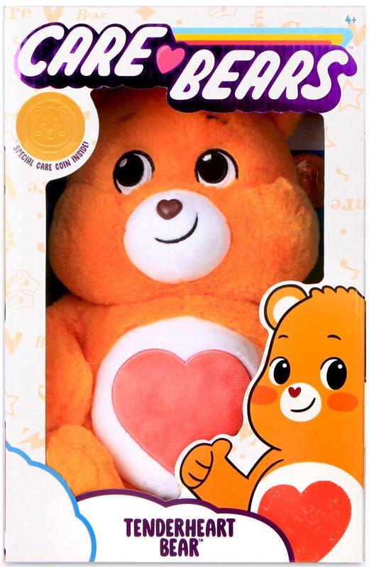 Wholesalers of Care Bears 14 Inch - Tenderheart Bear toys