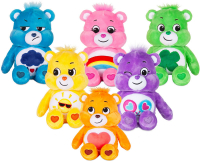 Wholesalers of Care Bears 9 Inch Bean Plush toys image 2