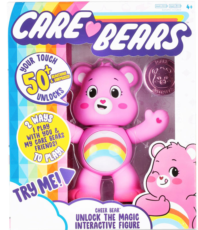 Wholesalers of Care Bears Cheer Bear Figure toys
