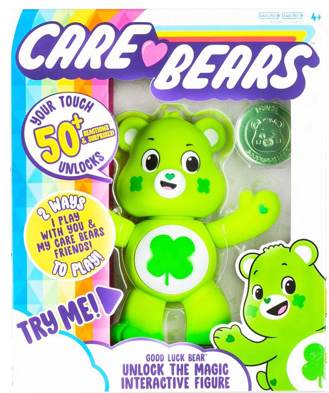 Wholesalers of Care Bears Good Luck Bear Figure toys