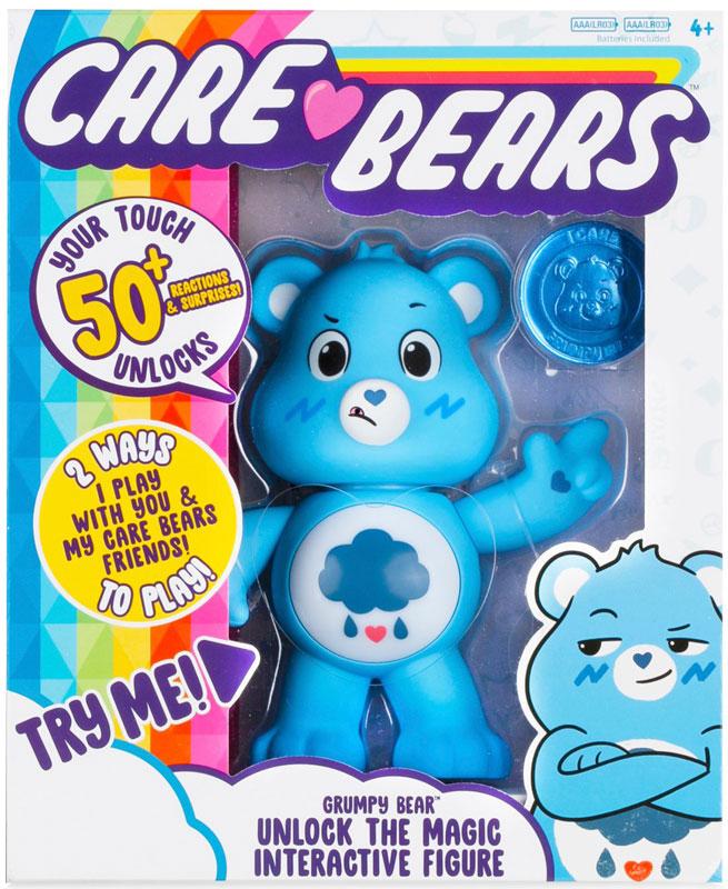 Wholesalers of Care Bears Grumpy Bear Figure toys