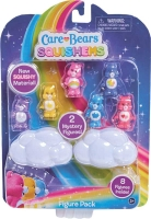 Wholesalers of Care Bears Squishems Figure Pack toys image
