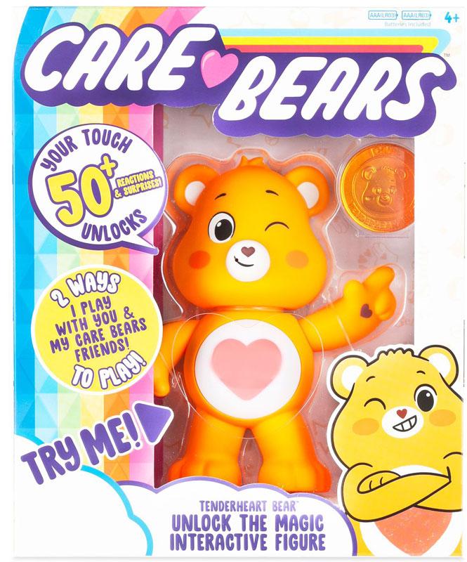 Wholesalers of Care Bears Tenderheart Bear Figure toys