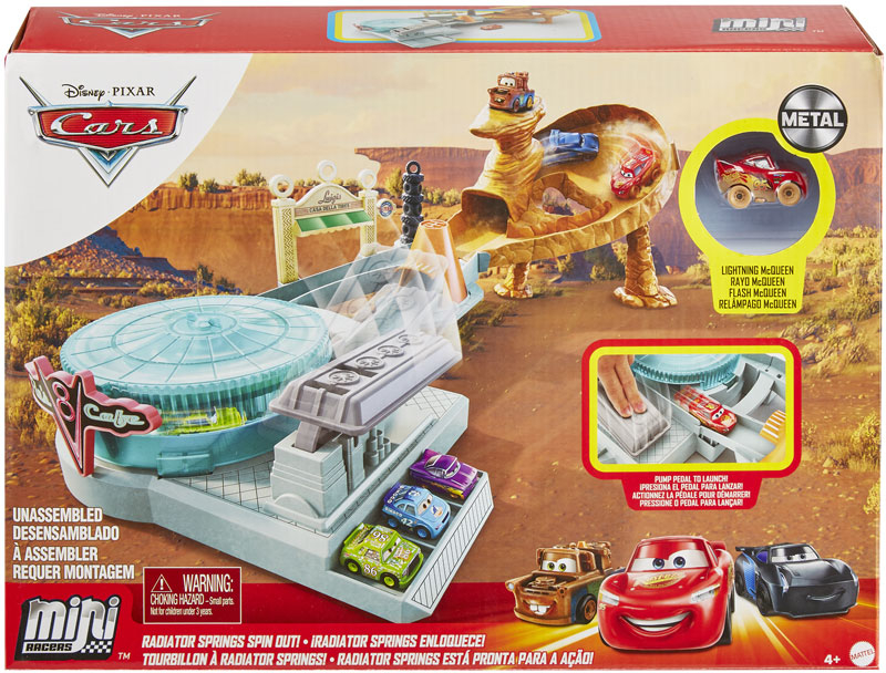 Wholesalers of Cars Mini Crash Course Playset toys