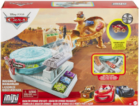 Wholesalers of Cars Mini Crash Course Playset toys image