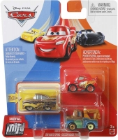Wholesalers of Cars Mini Racer 3 Pack Assortment toys image