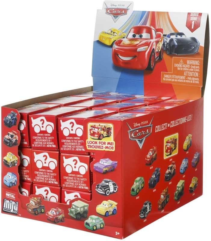 Wholesalers of Cars Mini Racer Blind Boxed Assortment Cdu toys
