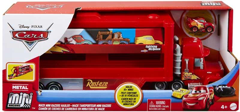 Wholesalers of Cars Mini Racer Mack Truck Transporter toys