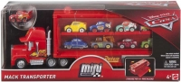 Wholesalers of Cars Mini Racers Mack Transporter toys image