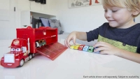 Wholesalers of Cars Mini Racers Mack Transporter toys image 3