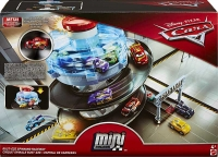 Wholesalers of Cars Mini Racers Rust-eze Spinning Raceway toys image