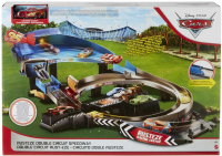 Wholesalers of Cars Rusteze Jump & Drift Racing Play Set toys image