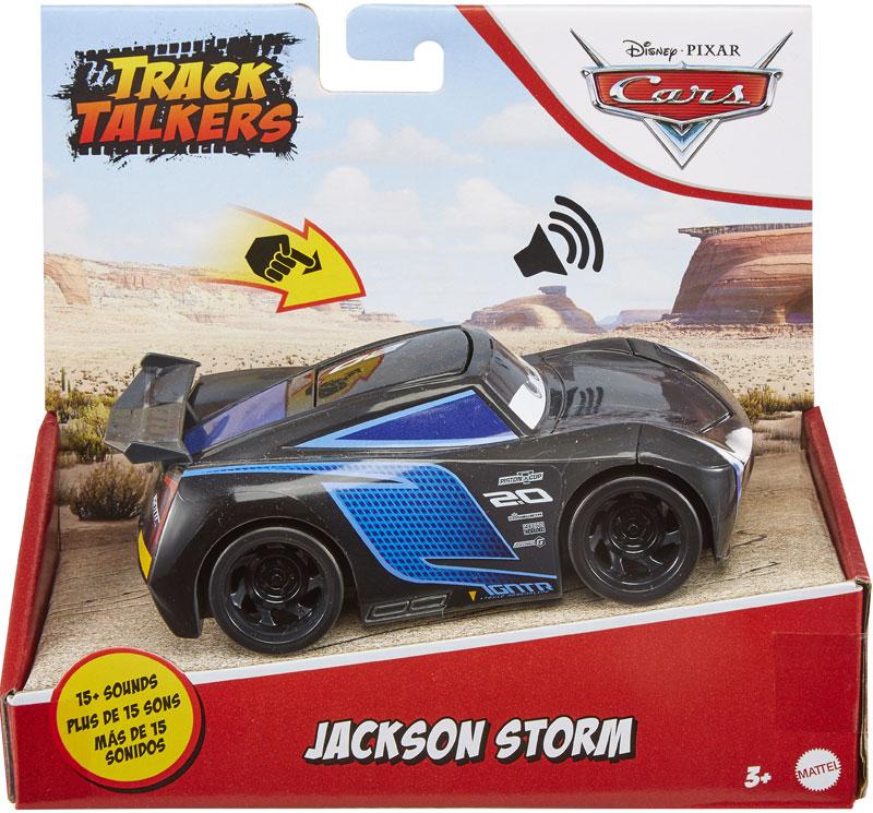 Wholesalers of Cars Talkers Jackson Storm toys