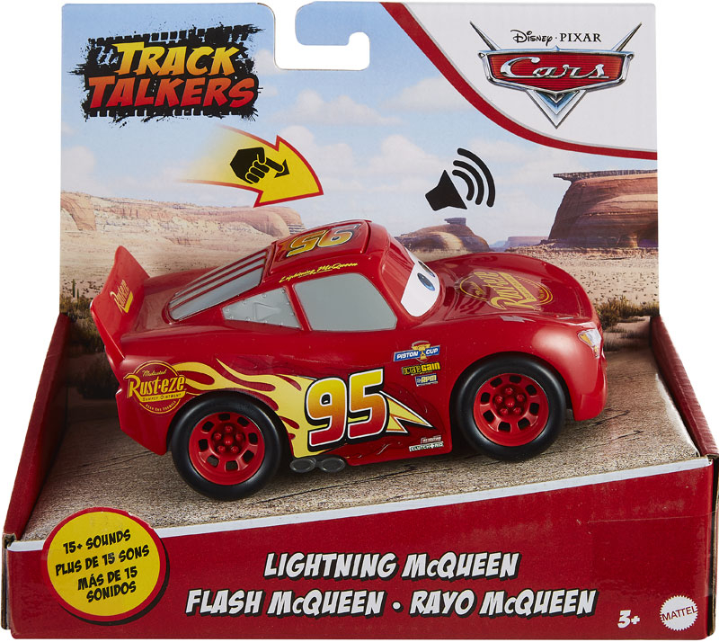 Wholesalers of Cars Talkers Mcqueen toys