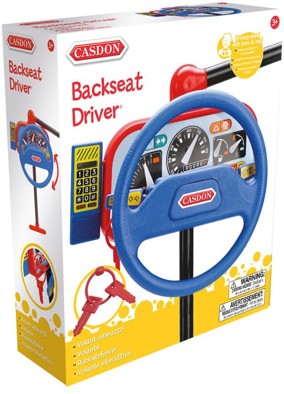 Wholesalers of Casdon Backseat Driver toys