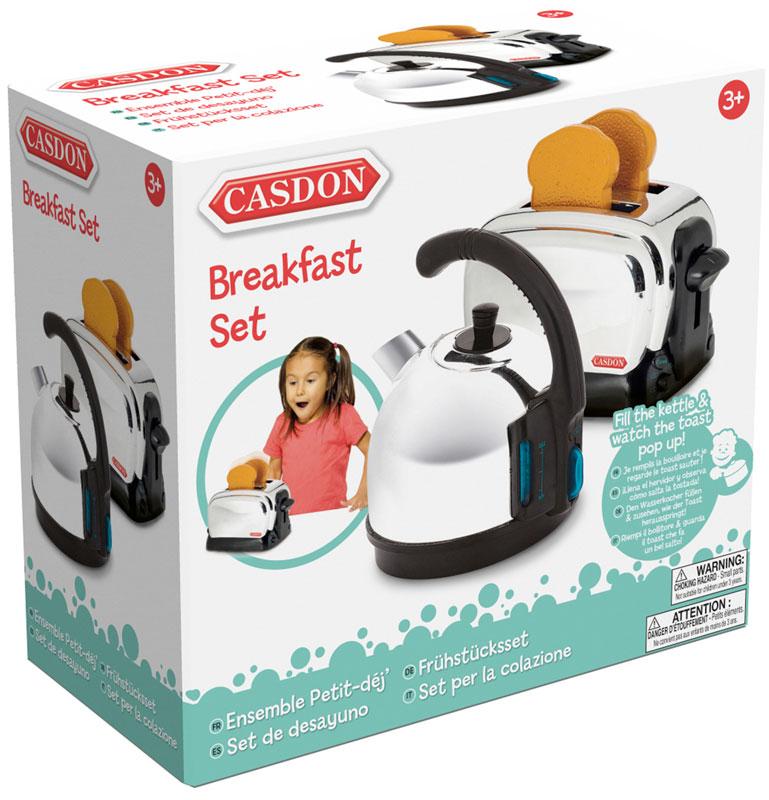 Wholesalers of Casdon Breakfast Set toys