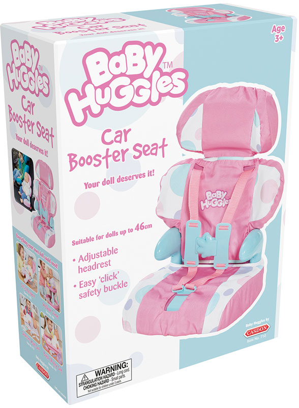 Wholesalers of Casdon Car Booster Seat toys