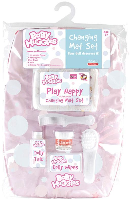 Wholesalers of Casdon Changing Mat Set toys