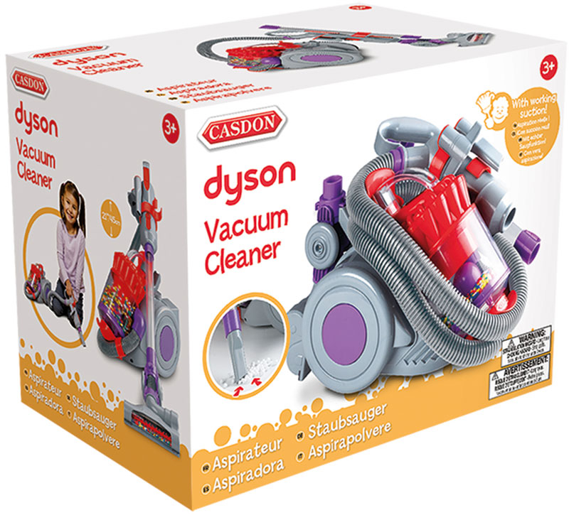 Wholesalers of Casdon Dyson Dc22 toys