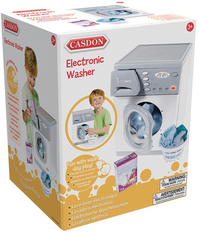 Wholesalers of Casdon Electronic Washer toys