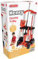 Wholesalers of Casdon Henry Cleaning Trolley toys Tmb