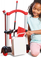 Wholesalers of Casdon Henry Cleaning Trolley toys image 4