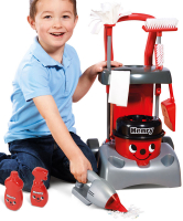 Wholesalers of Casdon Henry Deluxe Cleaning Trolley toys image 3