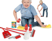 Wholesalers of Casdon Henry Household Cleaning Set toys image 2