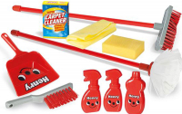 Wholesalers of Casdon Henry Household Cleaning Set toys image 3