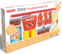 Wholesalers of Casdon Henry Household Cleaning Set toys image