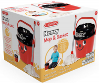 Wholesalers of Casdon Henry Mop And Bucket toys image