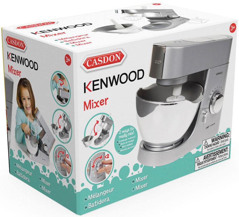 Wholesalers of Casdon Kenwood Mixer toys