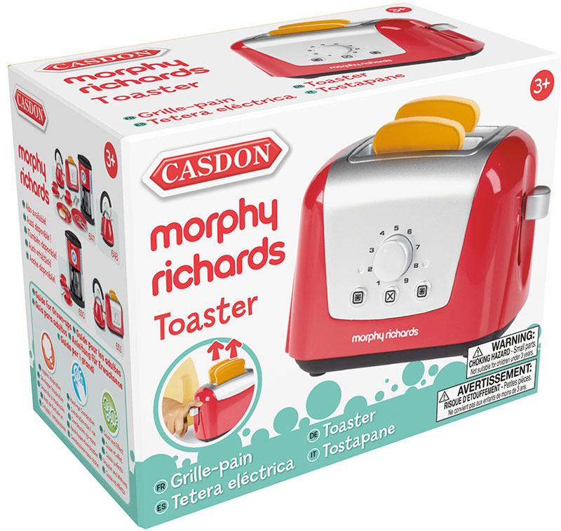 Wholesalers of Casdon Morphy Richards Toaster toys